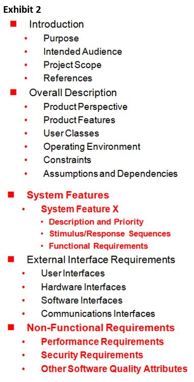 article  how to define scope on software development projects  functional and non
